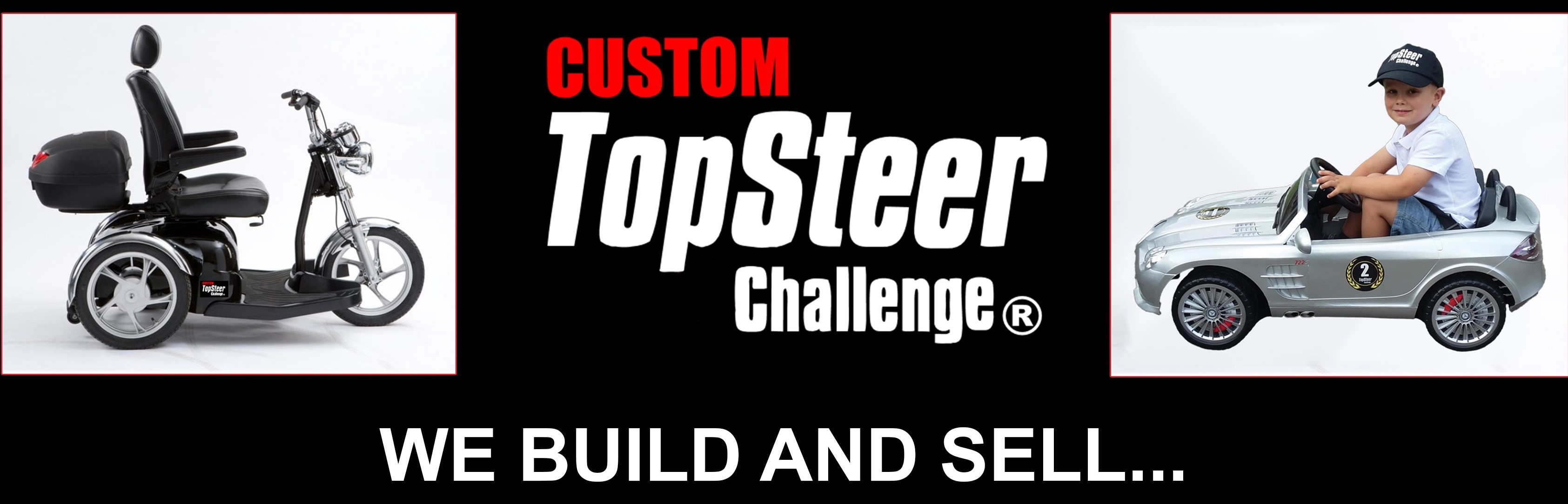Welcome to TopSteer Challenge TA/ TOPSTEER MOBILITY