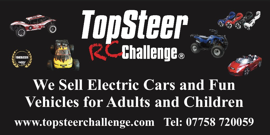 Welcome to TopSteer Challenge & Mobility